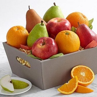 Корзина фруктов №21